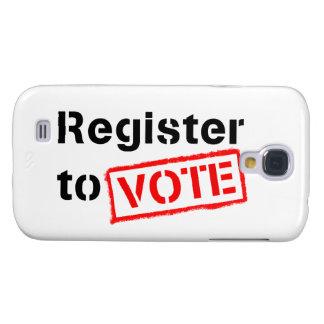 Registro al voto