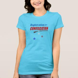 Registro-CONFICATION Camiseta