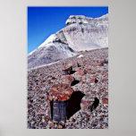 Registro de la ágata - parque nacional del desiert impresiones
