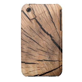 Registro de madera Case-Mate iPhone 3 protectores
