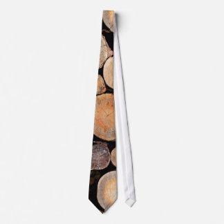 Registros derribados corbata personalizada
