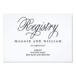registry cards