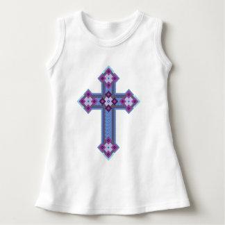 Regium Crucis™ Baby Sleeveless Dress