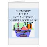 regla 2 de la química felicitación
