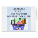 regla 2 de la química tarjetas
