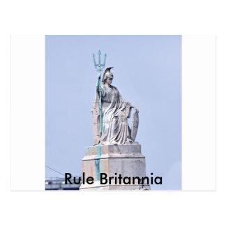 Regla Britannia Postal