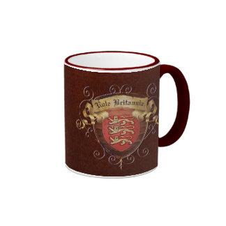 Regla Britannia Tazas De Café