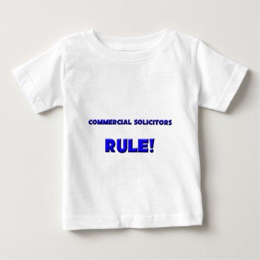 ¡Regla comercial de los abogados! Playera