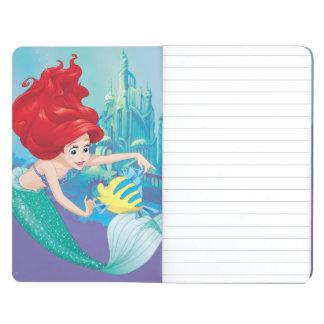 Regla de Ariel el | Besties Cuadernos Grapados