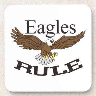 Regla de Eagles Posavasos De Bebida