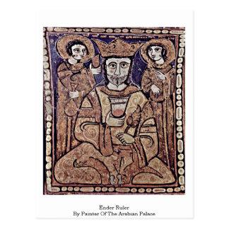 Regla de Ender del pintor del palacio árabe Postales