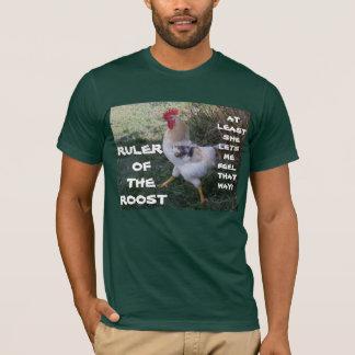 REGLA de la camiseta del GALLINERO