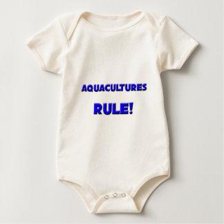 ¡Regla de las acuiculturas! Mamelucos