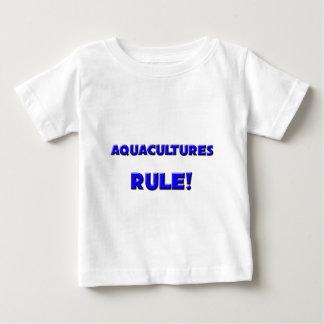 ¡Regla de las acuiculturas! Poleras
