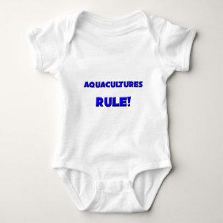 ¡Regla de las acuiculturas! Remeras