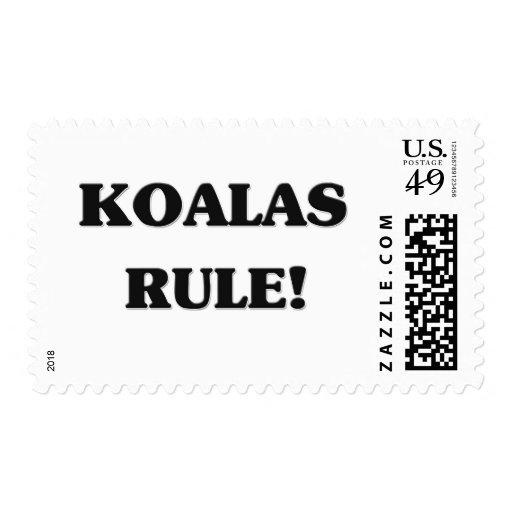 Regla de las koalas envio