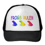 Regla de las ranas gorras