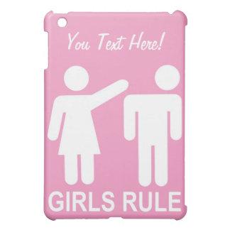 Regla de los chicas
