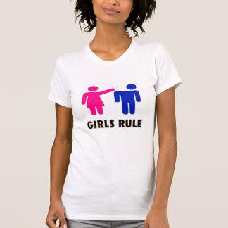 Regla de los chicas playeras