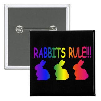 Regla de los conejos pin