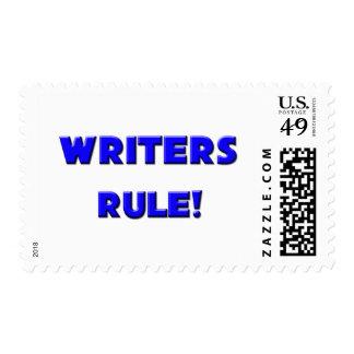 ¡Regla de los escritores! Envio