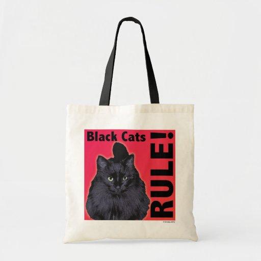 ¡REGLA de los gatos negros! La bolsa de asas