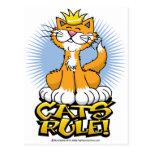 Regla de los gatos postal