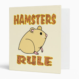 """Regla de los hámsteres carpeta 1"""""""