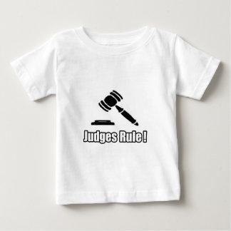 ¡Regla de los jueces! Playeras