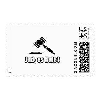 ¡Regla de los jueces