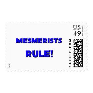 ¡Regla de los Mesmerists! Franqueo