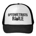Regla de los optometristas gorro
