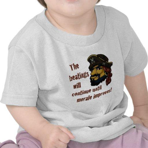 ¡REGLA de los piratas! Camiseta