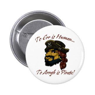 ¡REGLA de los piratas Pins