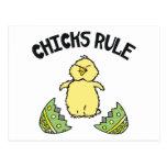Regla de los polluelos de Pascua