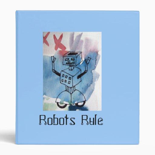 Regla de los robots