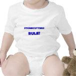 ¡Regla de los Stonecutters! Traje De Bebé