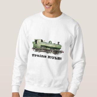 ¡REGLA de los trenes! Camiseta Sudadera