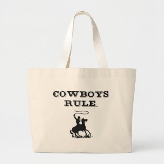 Regla de los vaqueros de la CAMISETA Bolsa