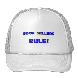 ¡Regla de los vendedores de libro! Gorro