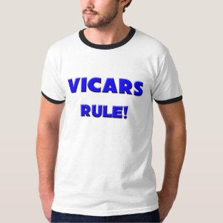 ¡Regla de los vicarios! Playera