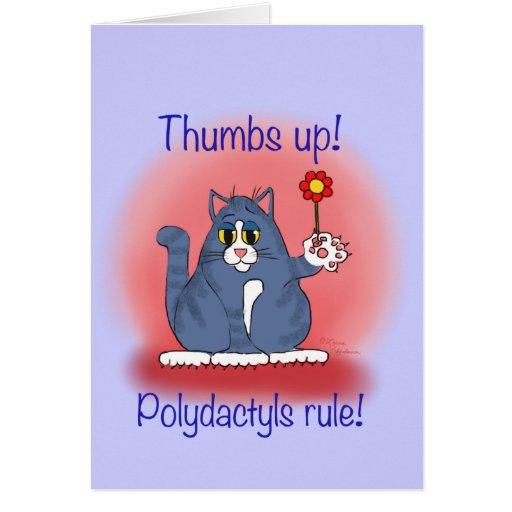 ¡Regla de Polydactyls! Felicitaciones
