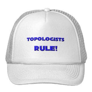 ¡Regla de Topologists! Gorra