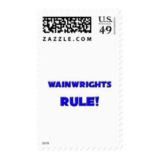 ¡Regla de Wainwrights! Envio