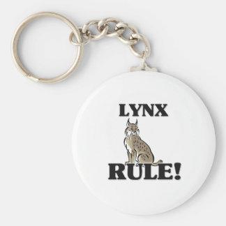 ¡Regla del LINCE! Llavero Personalizado