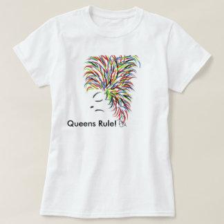 Regla del Queens Polera