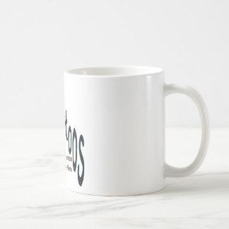 Regla empírica de Tatoos Taza De Café