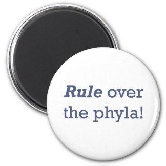 Regla/Phyla Imán Redondo 5 Cm