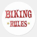 Reglas Biking Etiquetas