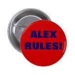 ¡REGLAS DE ALEX! PINS